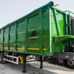 Manufacturing of semitrailers